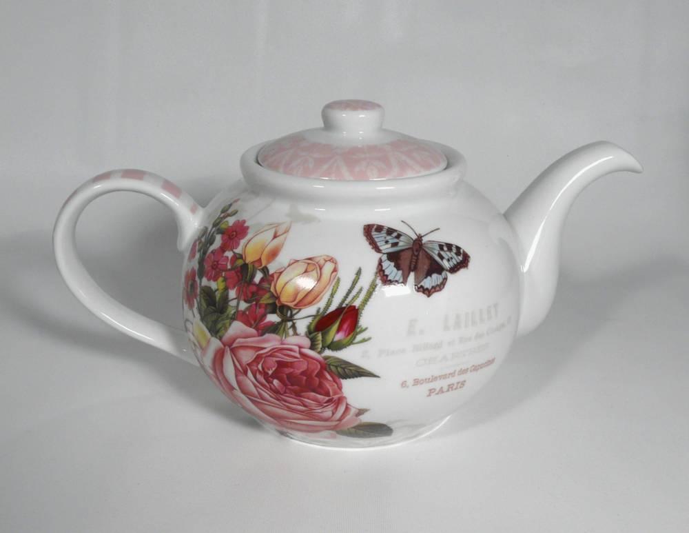 design kaffeekanne teekanne kanne jardin rose. Black Bedroom Furniture Sets. Home Design Ideas