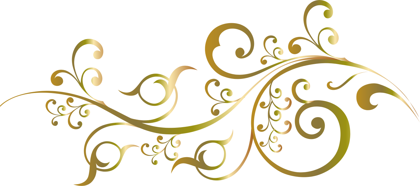 Gold Ornamental Design Png