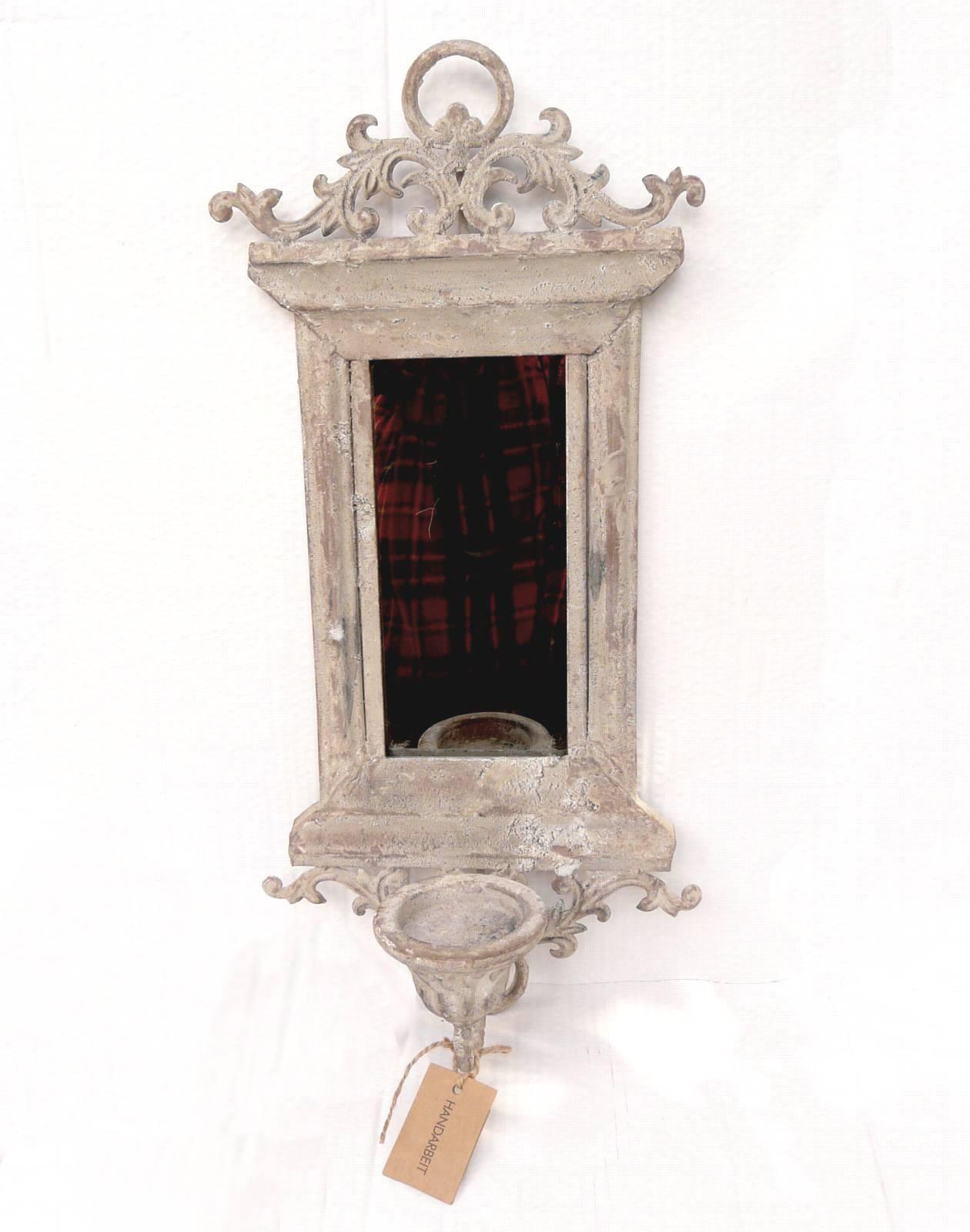 kerzenhalter wandkerzenhalter kerzenleuchter metall mit. Black Bedroom Furniture Sets. Home Design Ideas